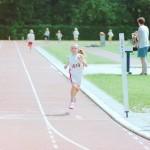 foto marigje klein atletiekbaan